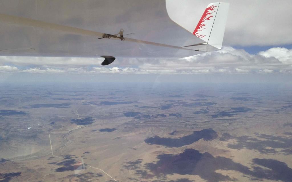 Plafond 5000m Cloudbase