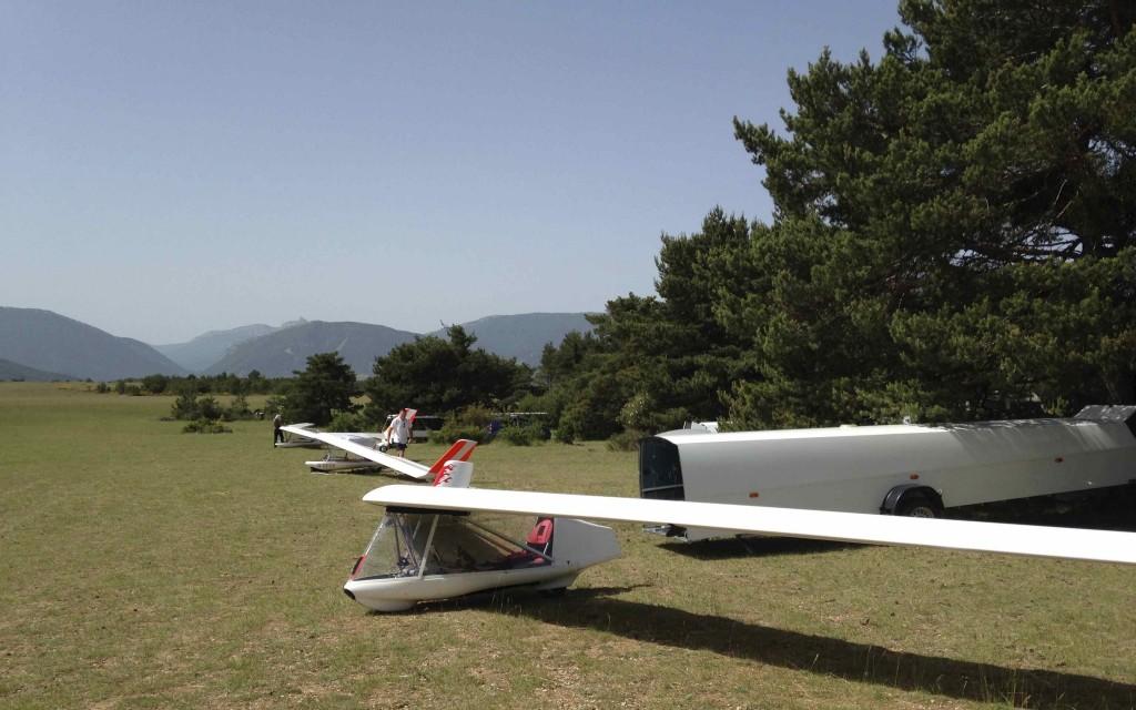 Une escadrille de Swiftlight, bientôt un escadron ... et pourquoi pas un jour une escadre... :-)