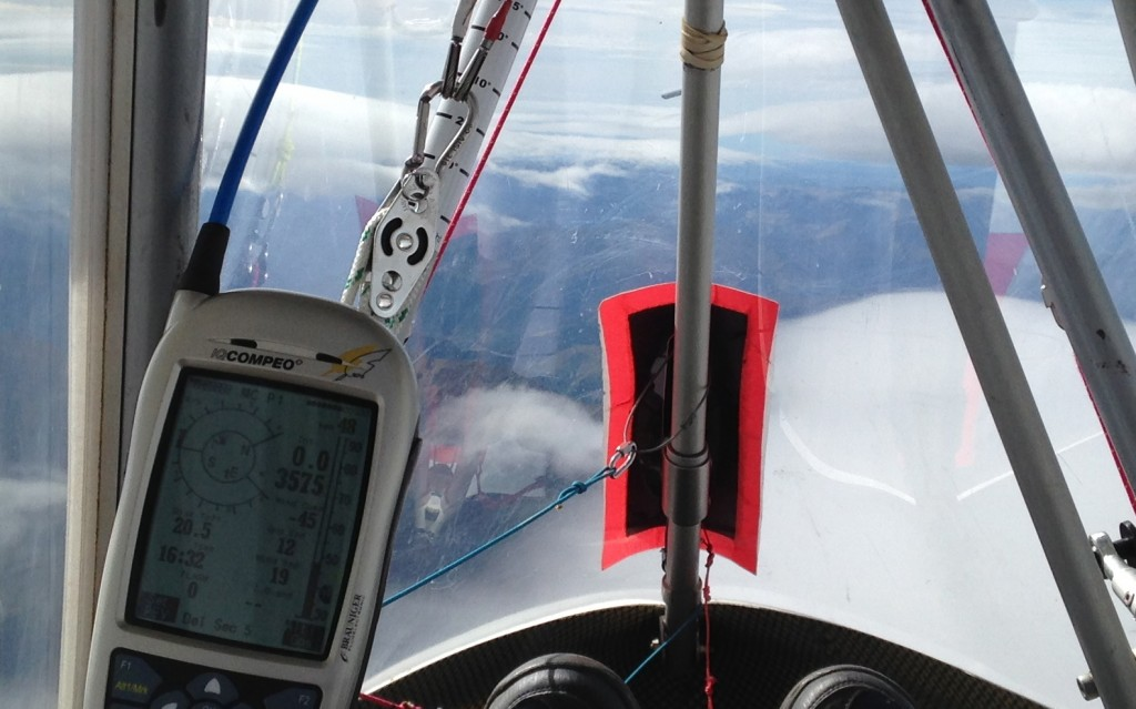Top of climb 3575m